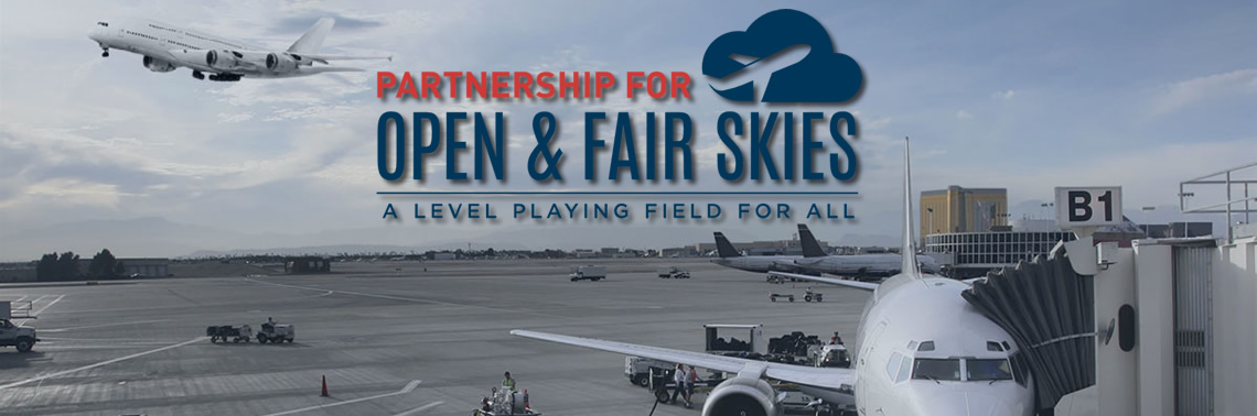 Open & Fair Skies