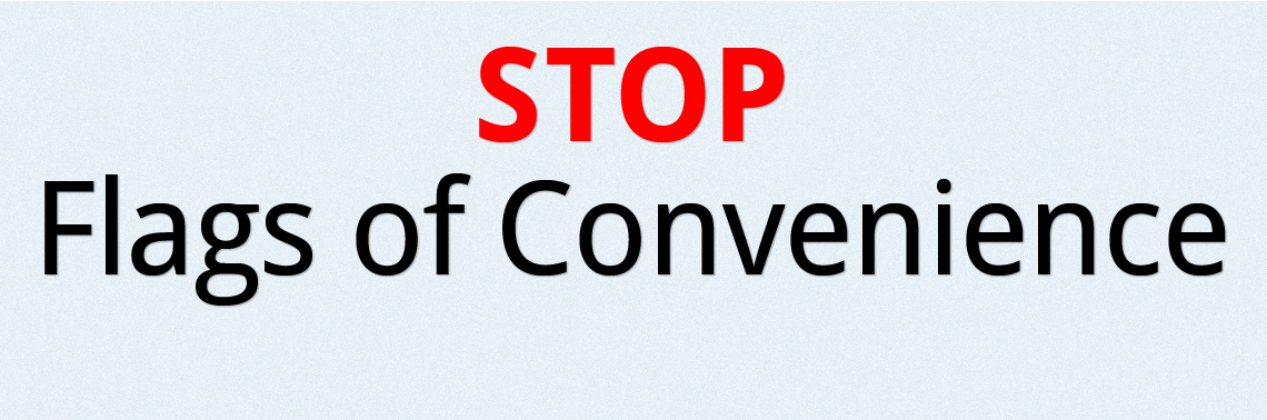 Stop Flags of Convenience